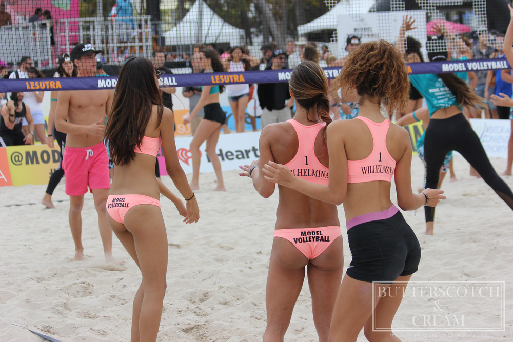 Le SUTRA MODEL BEACH VOLLEYBALL TOURNAMENT 2016